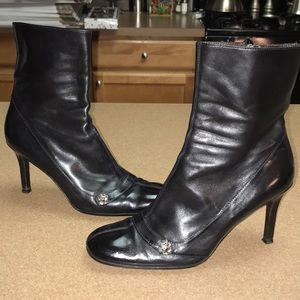 Chanel Camilla Ankle Boots